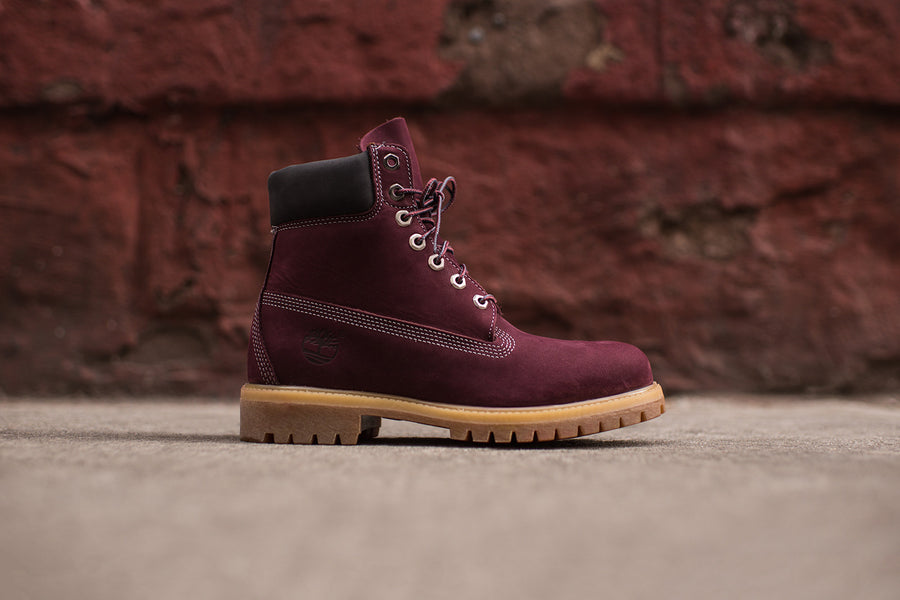 Timberland 6' Premium Autumn Mashup - Dark Port