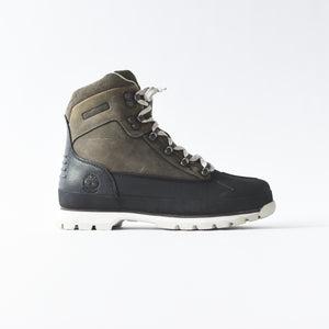 1598ad4215a Timberland Euro Hiker Shell Toe Boot - Grey / Navy - 7