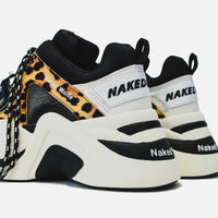 Naked WMNS Wolfe Track - Leopard / Pony Thumbnail 1