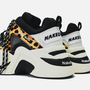Naked WMNS Wolfe Track - Leopard / Pony
