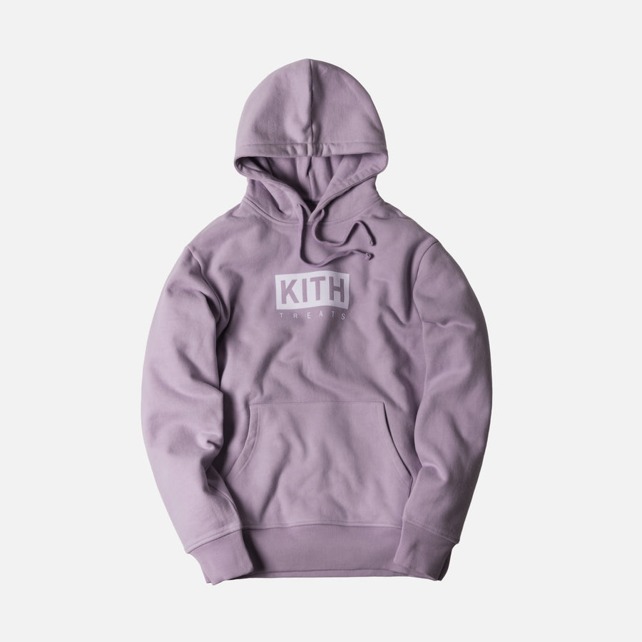 Kith Treats Hoodie - Light Purple