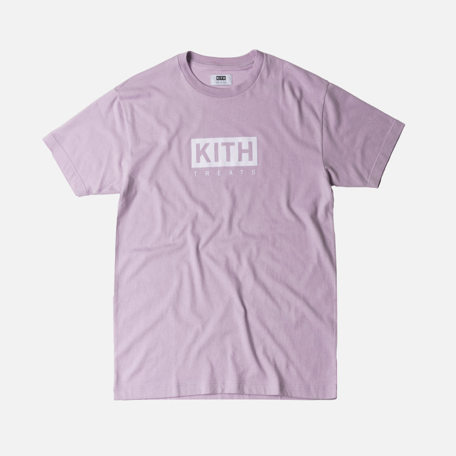 Kith Treats Tee - Light Purple