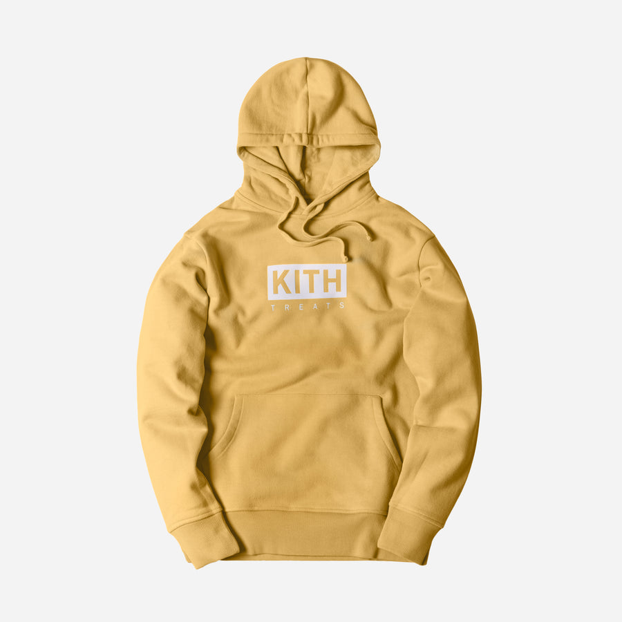 Kith Treats Hoodie - Light Yellow