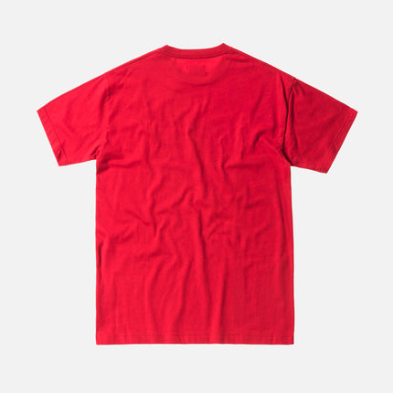 Kith Treats 3D Tee - Red