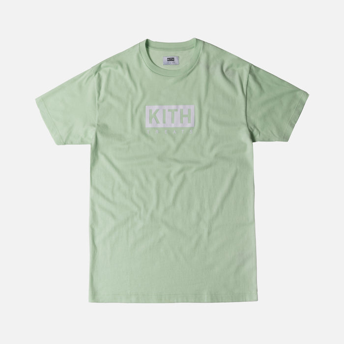 Kith Treats Tee - Light Green