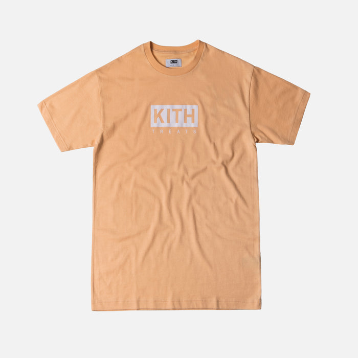 Kith Treats Tee - Light Orange