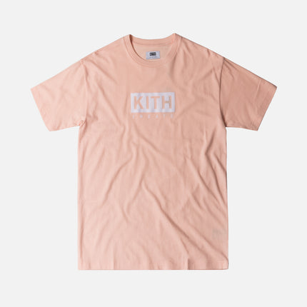 Kith Treats Tee - Light Pink