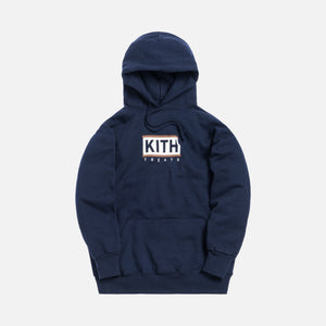 Kith Treats Ice Cream Sandwich Hoodie - Navy
