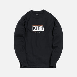 Kith Treats Ice Cream Sandwich L/S Tee - Black