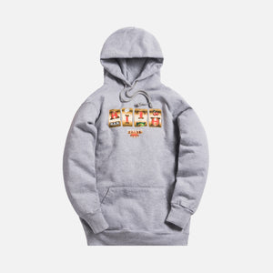 Kith Treats Jackpot Hoodie - Heather Grey Image 1