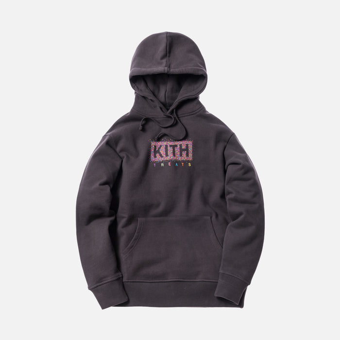 Kith Treats Sprinkle Hoodie - Battleship Grey