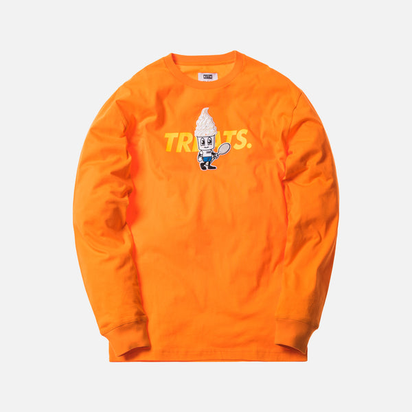 Kith Treats Cereal Boy L/S - Orange