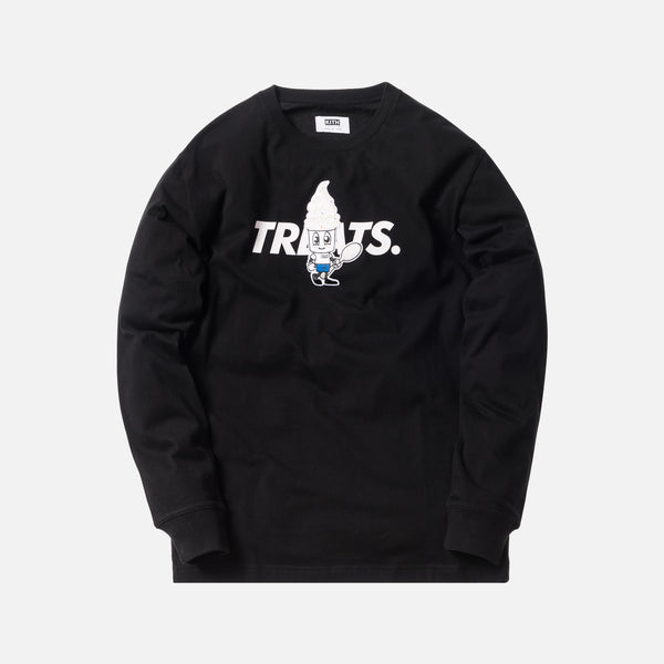 Kith Treats Cereal Boy L/S - Black