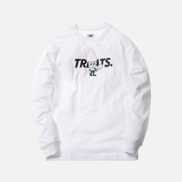 Kith Treats Cereal Boy L/S - White