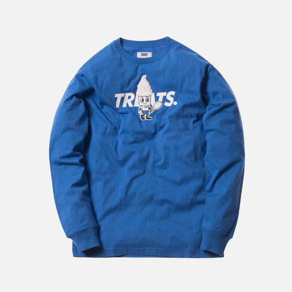 Kith Treats Cereal Boy L/S - Royal