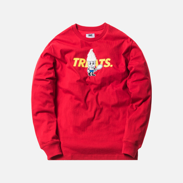 Kith Treats Cereal Boy L/S - Red