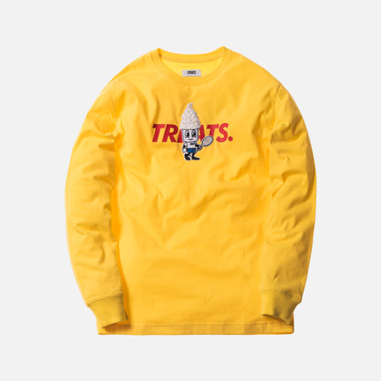 Kith Treats Cereal Boy L/S - Yellow