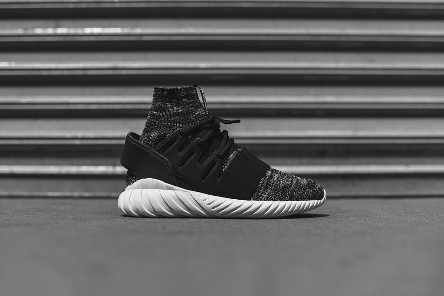 adidas Originals Tubular Doom - Black / Heather