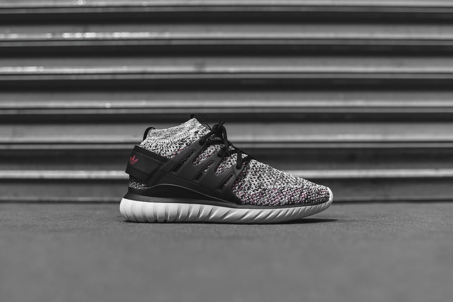 adidas Originals Tubular Nova PK - Black / Grey