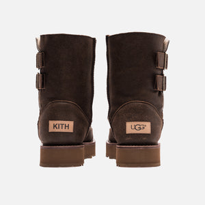 Kith Women x Ugg Buckle Boot - Brown