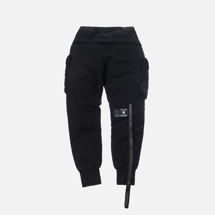 Unravel Project Cargo Pants - Black