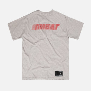 Unravel Project Motion Skate Tee - Medium Heather Grey