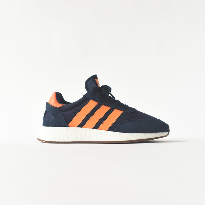 adidas I-5923 - Collegiate  Navy / Gum / Grey