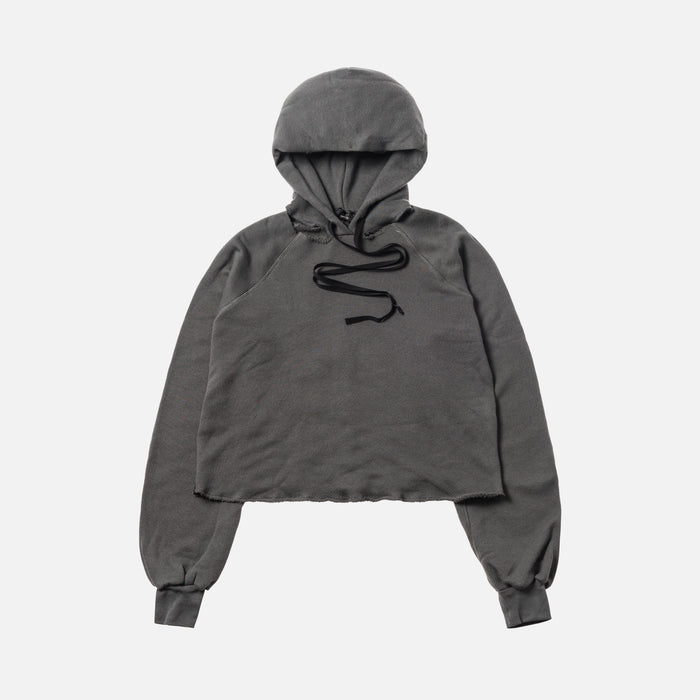 Unravel Project Cashmere Hoodie - Grey