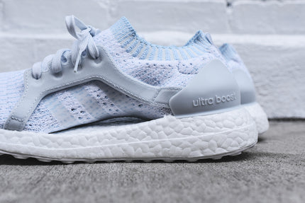 adidas x Parley WMNS UltraBoost X - White / Icey Blue