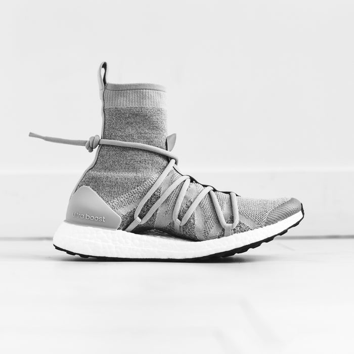 adidas by Stella McCartney UltraBoost X Mid - Stone / White / Grey