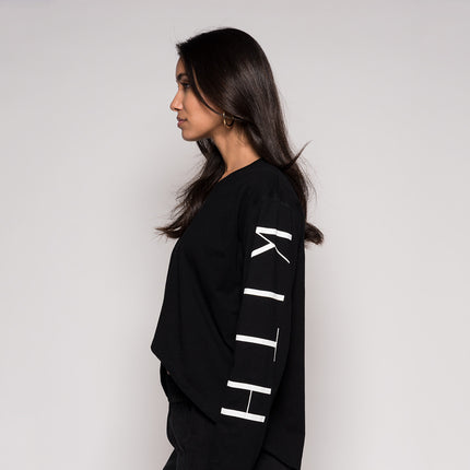 Kith Lauren Asymmetrical Top - Meteorite