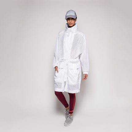 adidas by Stella McCartney Training Parka - White