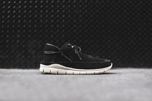 Visvim Ute Moc Trainer-Folk - Black