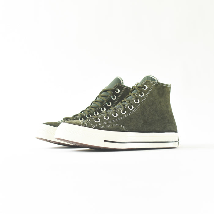 Converse Chuck Taylor '70 Base Camp High - Utility Green / Black