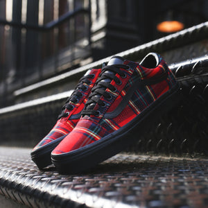 Vans Old Skool - Plaid / Black