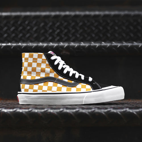 Vans Sk8-Hi 138 Decon SF - Black / Sunflower