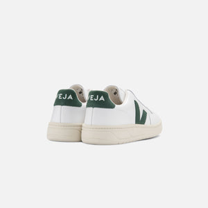 Veja WMNS V-12 Leather - Extra White / Cyprus