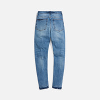Val Kristopher Eroded Denim - Blue Thumbnail 2