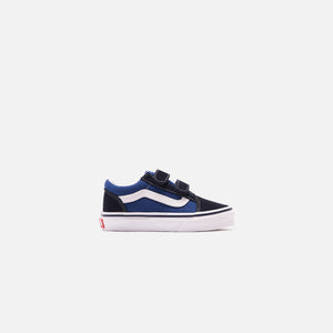 Vans Pre-School UY Old Skool V - Navy / True White