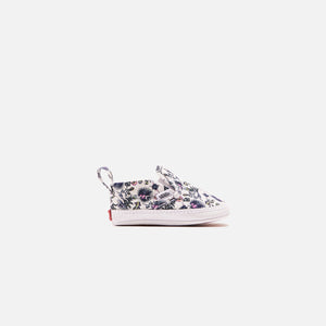 Vans Crib Slip-On V - Paradise Floral / True White