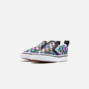 Vans Toddler Slip-On - Iridescent Image 2