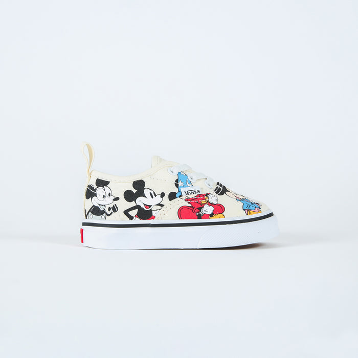 Vans x Disney Authentic Elastic Lace - Mickey's Birthday