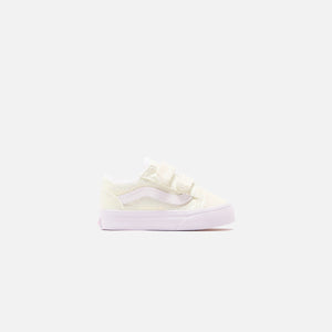 Vans Toddler Old Skool UV - Glitter Pink / True White