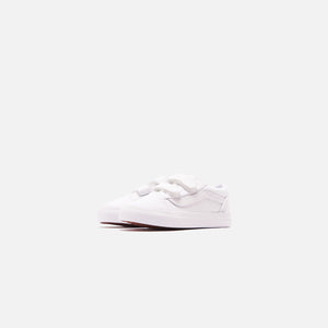 Vans Toddler Old Skool V - True White