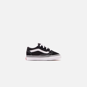 Vans Toddler Old Skool - Black / True White