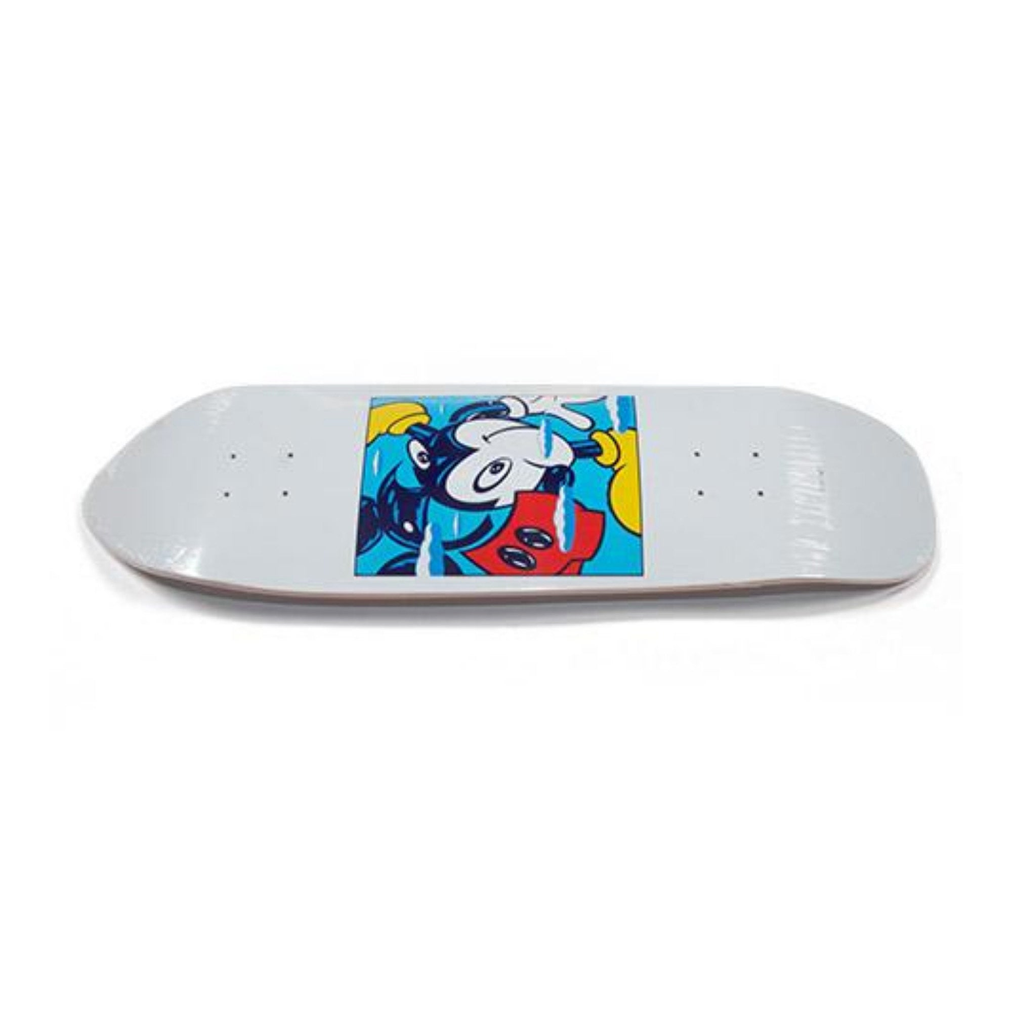 Vans Mickey 90th JVH Skate Deck - White