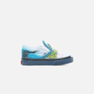Vans Toddler Classic Slip-On (Molo) - Surf Monster Image 1