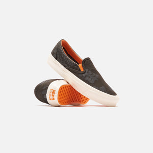 Vans x Porter OG Classic Slip-On LX - Forest Night
