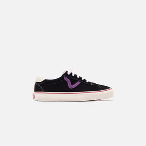 Vans FU Sport - Black / Amaranth Purple