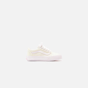 Vans Pre-School Old Skool UV - Glitter Pink / True White